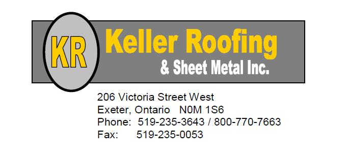 KELLER ROOFING & SHEET METAL INC