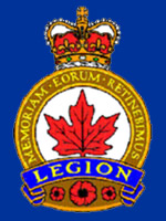 ROYAL CANADIAN LEGION BR 167